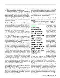 2016 06 14 Business - Kulvinder Singh - Rani Singh - 2016 Kuwait Forbes Magazine 02