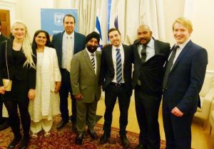 2016 07 13 Embassy of Israel  Eid Reception at Israel Embassy London 2016