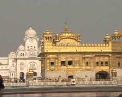 ITV Central News Golden Temple Part 1 of 3