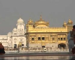 ITV Central News Golden Temple Part 2 of 2