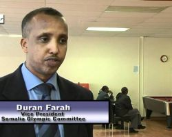 Leicester Business man sponsors Somali Olympic Team - Pukaar News